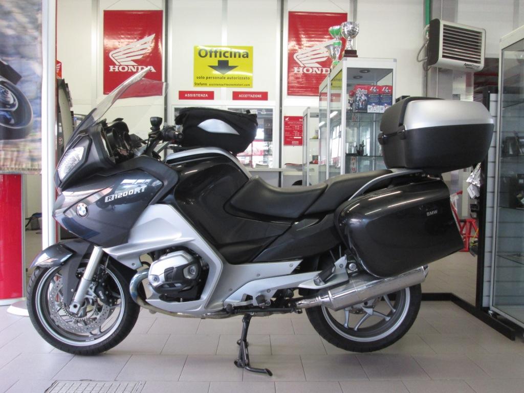 Bmw motorrad r1200rt 2011 tecnomotori osio sotto bg for Moto usate regalate